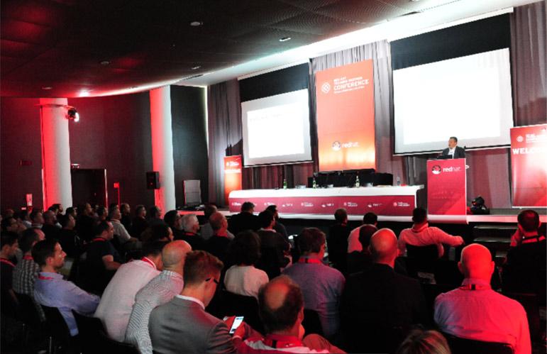 Konferencja Red Hat 2016